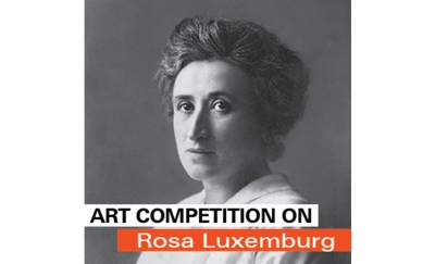 Art competition on Rosa Luxembourg