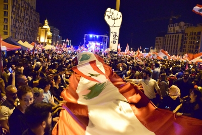 On Revolution, Uprising and Resistance: Lebanon - Iraq - Syria